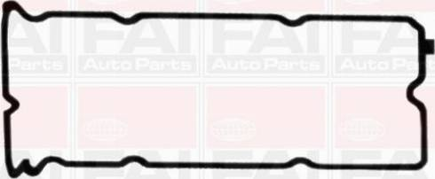 FAI AutoParts RC2234S - Прокладка, крышка головки цилиндра sparts.com.ua
