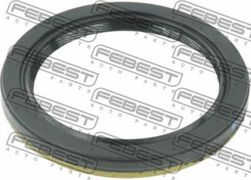 Febest 95GEY51660707R - Уплотнительное кольцо вала, первичный вал ступенчатой КП sparts.com.ua
