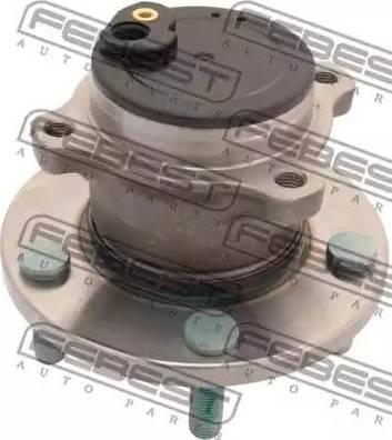 Febest 0582-3R - Ступица колеса, поворотный кулак sparts.com.ua