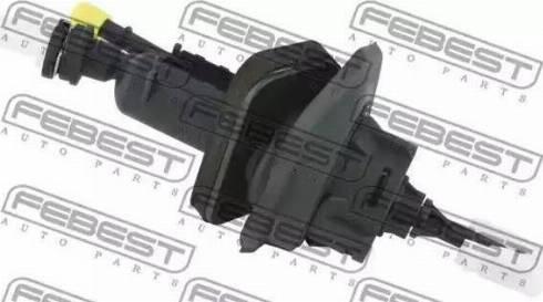 Febest 2181-CB4 - Главный цилиндр, система сцепления sparts.com.ua