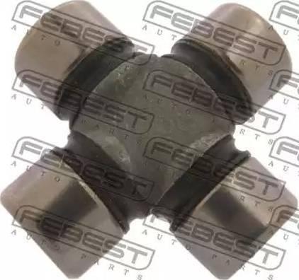 Febest AST1539 - Шарнир, вал сошки рулевого управления sparts.com.ua