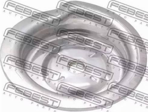 Febest BMSI-E39 - Тарелка пружины sparts.com.ua