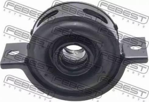 Febest MCBKB4 - Подшипник карданного вала, промежуточный/подвесной sparts.com.ua