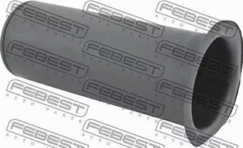 Febest MSHBCUR - Пыльник амортизатора, защитный колпак sparts.com.ua