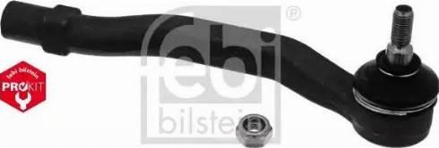 Febi Bilstein 42202 - Наконечник рулевой тяги, шарнир sparts.com.ua