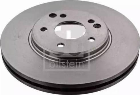 Febi Bilstein 04630 - Тормозной диск sparts.com.ua