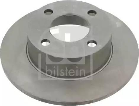 Febi Bilstein 02908 - Тормозной диск sparts.com.ua