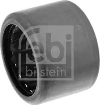 Febi Bilstein 14098 - Центрирующий опорный подшипник, система сцепления sparts.com.ua