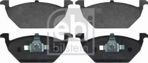 BOSCH 0 986 424 364 - Тормозные колодки, дисковые sparts.com.ua