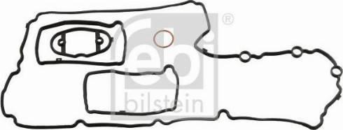 Febi Bilstein 104073 - Комплект прокладок, крышка головки цилиндра sparts.com.ua