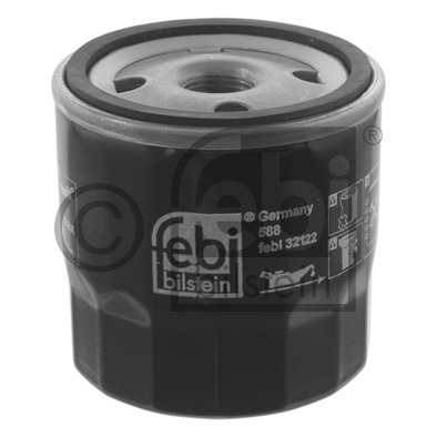 Febi Bilstein 32122 - Масляный фильтр sparts.com.ua