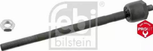 Febi Bilstein 27301 - Осевой шарнир, рулевая тяга sparts.com.ua