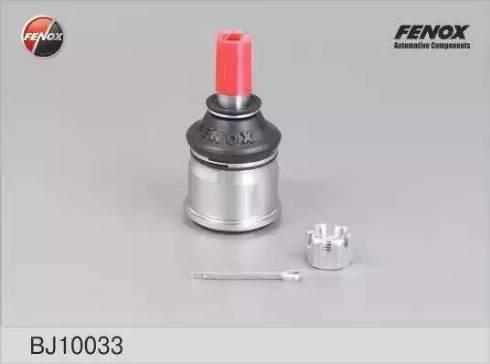 Fenox BJ10033 - Шаровая опора, несущий / направляющий шарнир sparts.com.ua