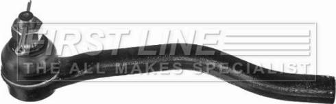 First Line FTR6013 - Наконечник рулевой тяги, шарнир sparts.com.ua