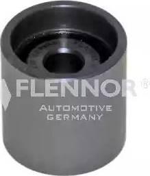 Flennor FU10993 - Паразитный / Ведущий ролик, зубчатый ремень sparts.com.ua