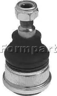 Formpart 3703003 - Шаровая опора, несущий / направляющий шарнир sparts.com.ua