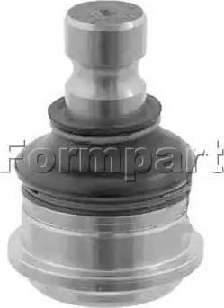 Formpart 3703008 - Шаровая опора, несущий / направляющий шарнир sparts.com.ua