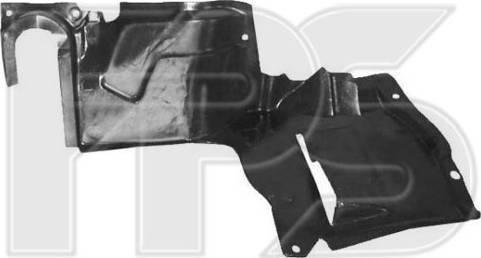 FPS FP4404227 - Кожух двигателя sparts.com.ua