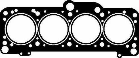 Glaser H50151-00 - Прокладка, головка цилиндра sparts.com.ua
