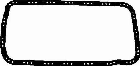 Glaser X54897-01 - Прокладка, масляный поддон sparts.com.ua
