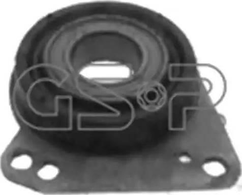 GSP 514801 - Подшипник карданного вала, промежуточный/подвесной sparts.com.ua