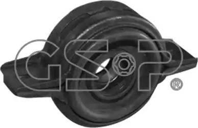 GSP 514819 - Подшипник карданного вала, промежуточный/подвесной sparts.com.ua