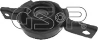GSP 514817 - Подшипник карданного вала, промежуточный/подвесной sparts.com.ua