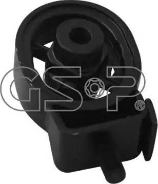 GSP 514390 - Подушка, подвеска двигателя sparts.com.ua
