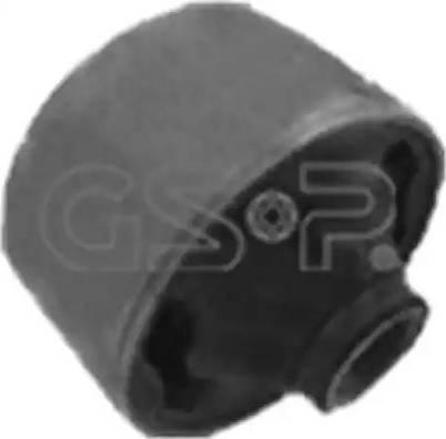 GSP 514296 - Сайлентблок, рычаг подвески колеса sparts.com.ua