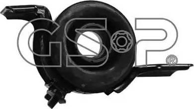 GSP 514796 - Подшипник карданного вала, промежуточный/подвесной sparts.com.ua
