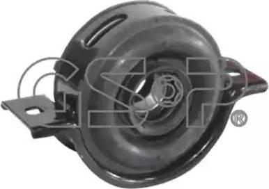 GSP 514797 - Подшипник карданного вала, промежуточный/подвесной sparts.com.ua