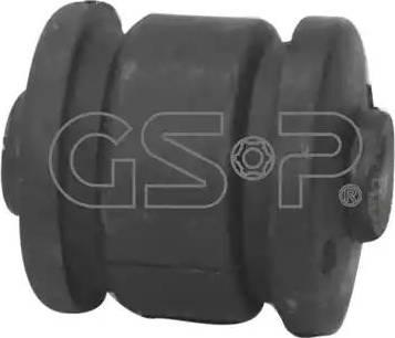 GSP 516412 - Втулка, рычаг колесной подвески sparts.com.ua
