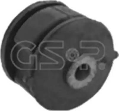 GSP 516180 - Сайлентблок, рычаг подвески колеса sparts.com.ua