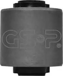 GSP 516123 - Сайлентблок, рычаг подвески колеса sparts.com.ua