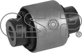 GSP 516368 - Сайлентблок, рычаг подвески колеса sparts.com.ua