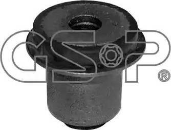 GSP 516378 - Подвеска, рулевое управление sparts.com.ua