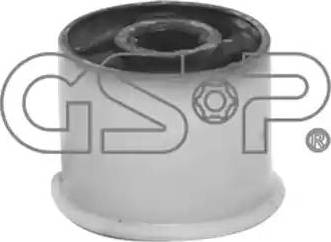 GSP 510332 - Сайлентблок, рычаг подвески колеса sparts.com.ua