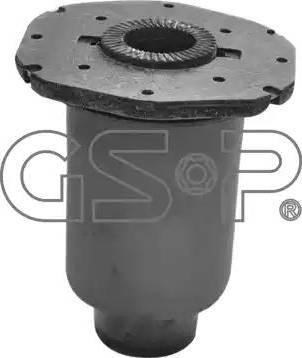 GSP 511071 - Сайлентблок, рычаг подвески колеса sparts.com.ua