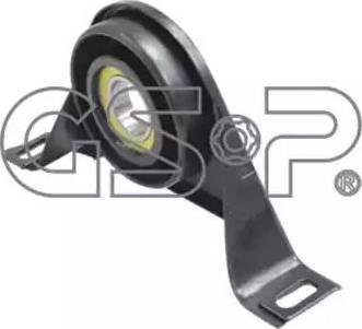 GSP 512668 - Центральная опора подшипника карданного вала sparts.com.ua