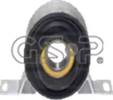 GSP 512301 - Центральная опора подшипника карданного вала sparts.com.ua