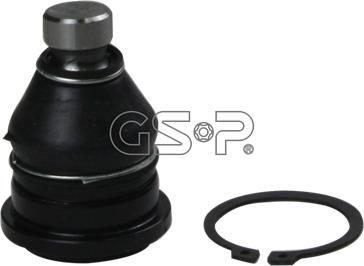 GSP S080090 - Шаровая опора, несущий / направляющий шарнир sparts.com.ua