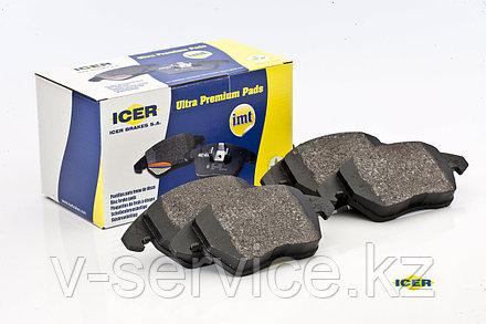Icer 181349 - Тормозные колодки, дисковые sparts.com.ua