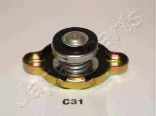 Japanparts KH-C31 - Крышка, радиатор sparts.com.ua