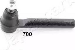 Japanparts TI-700 - Наконечник рулевой тяги, шарнир sparts.com.ua