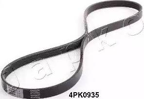 Japko 4PK935 - Поликлиновые ремни (продолные рёбра) sparts.com.ua