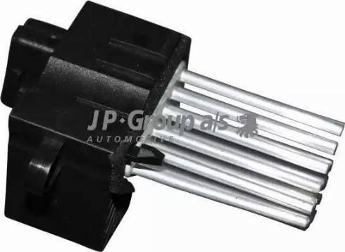 JP Group 1496850100 - Сопротивление, реле, вентилятор салона sparts.com.ua