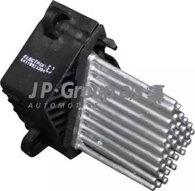 JP Group 1496850200 - Сопротивление, реле, вентилятор салона sparts.com.ua