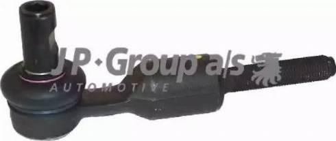 JP Group 1144602100 - Наконечник рулевой тяги, шарнир sparts.com.ua