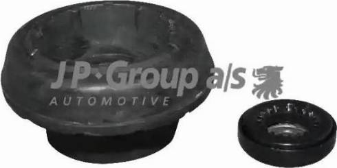 JP Group 1142400310 - Ремкомплект, опора стойки амортизатора sparts.com.ua