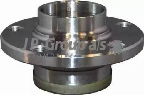 JP Group 1151401200 - Ступица колеса, поворотный кулак sparts.com.ua